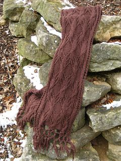 Tree Roots Scarf