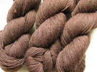 Knit Picks Gloss, Cocoa